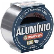 Fita Aluminio Sem Liner 48mmx30m 1616000002