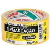 Fita P/ Demarcacao Amarela Pvc 48 X 14 0803050004
