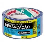 Fita P/ Demarcacao Azul Pvc 48 X 14 0803050005