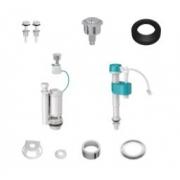 Kit Comp P/Cx Ent/Sai Univ Dual Flush 1100si6001