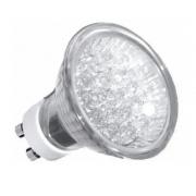 Lamp Dicroica 3 W - 220v 10 Leds Gu10 3000k 706 0009461
