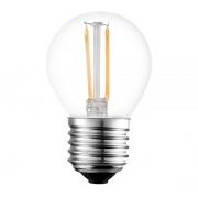 Lamp Led Balloon Filamento 4w 2700k E27 G95 433591