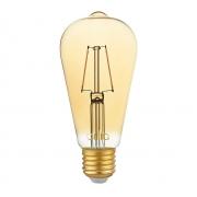 Lamp Led St64 Vintage E27 2,5w 3000k 438640