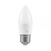 Lamp Led Vela Lisa Leitosa 3w 2700k E27 436035