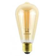 Lamp Led Vintage Edson 4.5w 2500k Biv E27 7014556