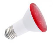 Lamp Par 20 Comum Vermelha