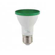 Lamp Par 20 Led 6w Verde Ip65 Biv 434772