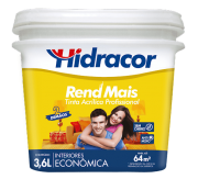Latex Rende Mais Branco Galao 611300266