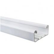 Le - Canaleta P/Sup 100 X 45 Br S/Di S/Ad Dxn10011