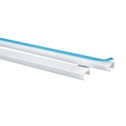 Le - Canaleta P/Sup 32 X 12 Br C/ Adesivo Dxn10131