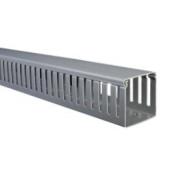 Le- Canaleta Ranhurada Cinza 80 X 80 2m Dxn10122
