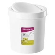 Lixeira Basculante 4,3l Plastico Br Pr1017-2