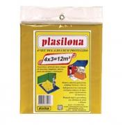 Lona Plastica Amarela 4 X 3 M A158