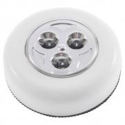 Luminaria Button 3leds Bca 15001 Ldbt3bc