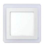 Luminaria Emb Retangular C/ Led Bca Z1514a 3,6w