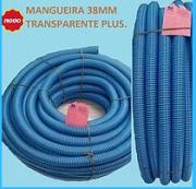 Mangueira Flutuante-1.1/2 Azul 1
