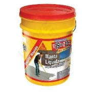 Manta Liquida Sikafill Rapido Branco Latao 454417