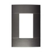 Placa 4 X 2 3 Secoes Onix Decor Prm044238
