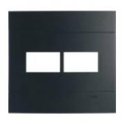 Placa 4 X 4 2 Secoes Onix Decor Prm044428