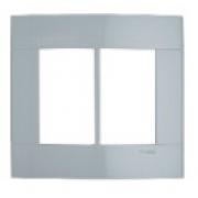 Placa 4 X 4 6 Secoes Azul Medit Decor 044463