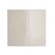 Placa Cega 4 X 4 Marfim  Decor Prm044402