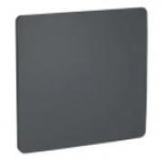 Placa Cega 4 X 4 Stellar Black S730200294