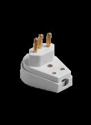Plug Macho Prensa Cabo Gig 2p+T Cz 20a 250v 1417