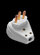Plug  Prensa Cabo Extra Gig 2p+T Cz 20a 250v 14171