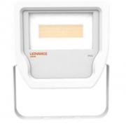 Projetor Led 010w 830 Biv Amarela Corpo Branco 7013653