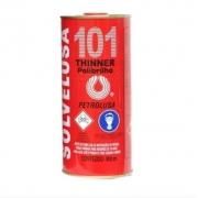 Solvente Thinner 01 Litro - 101