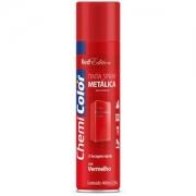 Spray Vermelho Metalico 400ml 0680103