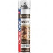 Spray Verniz Madeira Mogno 400ml 0680244
