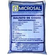 Sulfato De Cobre Po 2860 Kg
