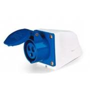 Tom Industrial Sob Azul 2p+T 220v 32a 40018