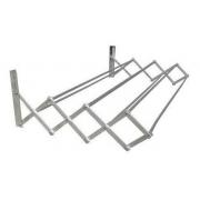 Varal Sanfonado Aluminio 1,00 M 7209