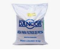 Areia P/ Filtro 15 Kg Nr.02 (0,8 A 1,66)