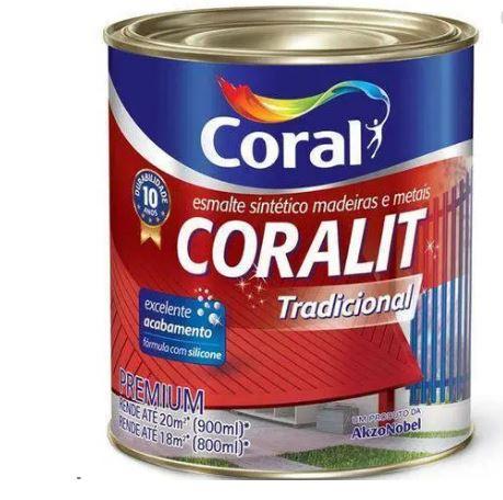 Coralit Tradicional Bril Litro Branco Neve 5202673