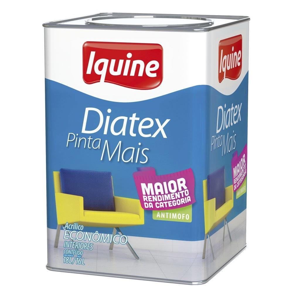 Diatex Acril Branco Neve Latao 50300205
