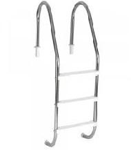 Escada 3 Degraus C/ Borracha E Chumb 000482