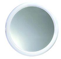 Espelho Emoldurado Redondo Plastico Br 1011-2