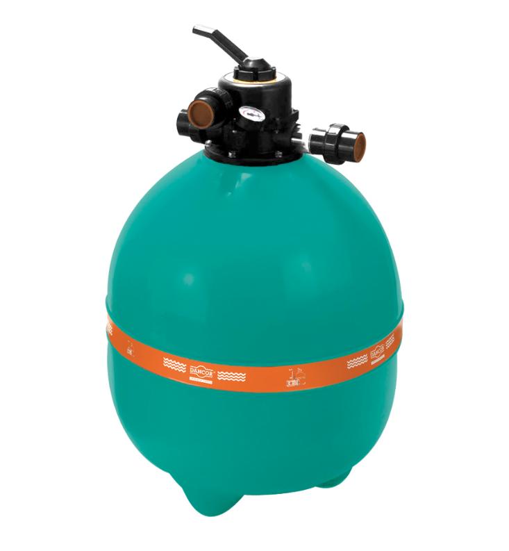 Filtro S/ Areia (Tanque) Dfr-19 - Q=7,0 M3/H 30673019