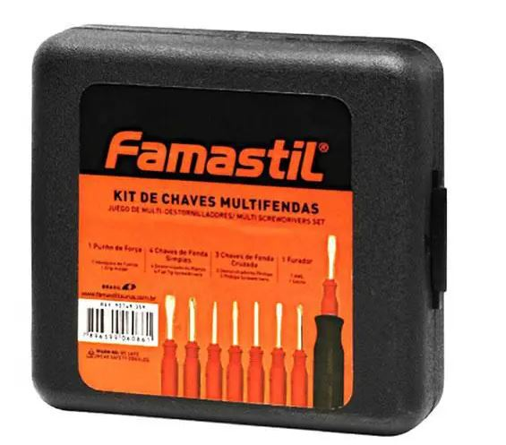 Kit Chaves Multifendas 90749359
