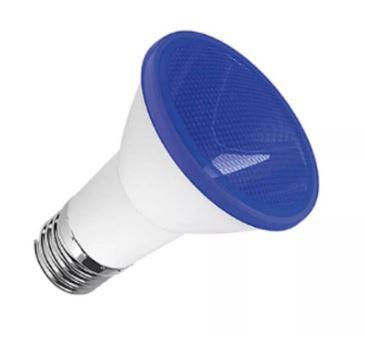 Lamp Par 20 Comum Azul
