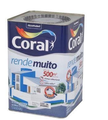 Latex Rende Muito Branco Gelo Latao 18l 5202151
