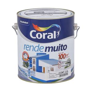 Latex Rende Muito Branco Neve Galao 3,6l 5202143