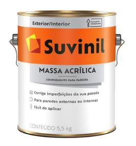 Massa Acrilica 5,5 Kg 50687553