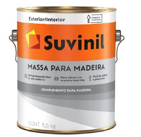 Massa Oleo Para Madeira 5,5 Kg 50687552
