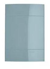 Placa Cega 4 X 2 Azul Medit Decor 044203