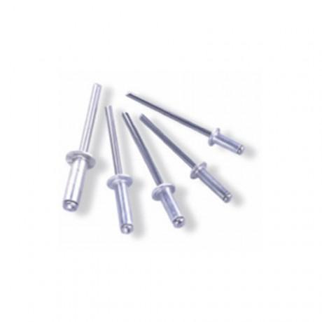 Rebite Aluminio 4,0x08 Cart C/ 15 Und 9710