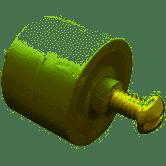 Rolete P/ Aspirador 8 Rodas 001914